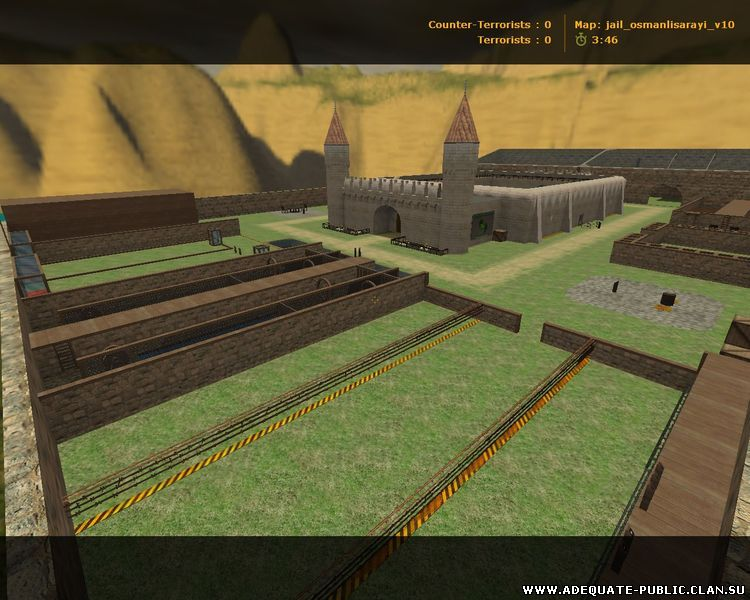 Jail Break карта для CS 1.6: Jail_osmanlisarayi_b1.